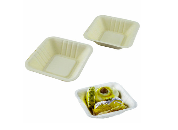 SQUARE BOWLS (150 ML)